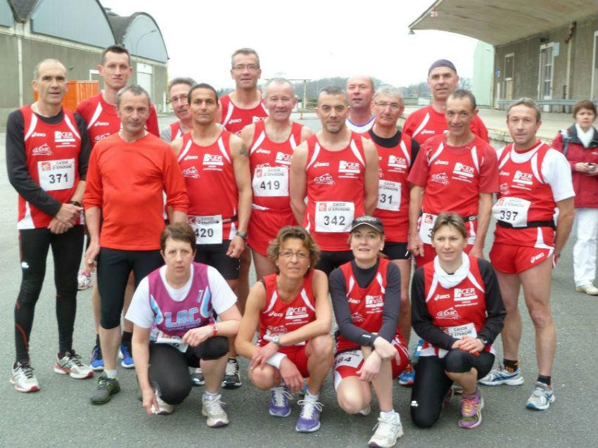 10 km GUERET 2014